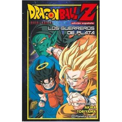 Dragon Ball Z - Guerreros de plata