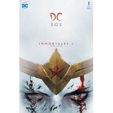 Cómic - DCSOS: Inmortales 1