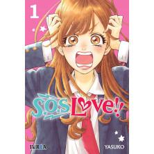 Cómic - SOS Love 01