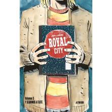 Cómic - Royal City 3: Y seguimos a flote