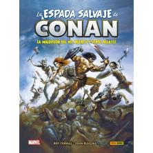 Cómic - La espada salvaje de Conan 2: La maldición del no muerto y otros relatos