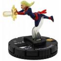 Figura de Heroclix - Captain Marvel 054