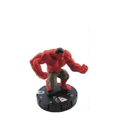Figura de Heroclix - Red Hulk 010