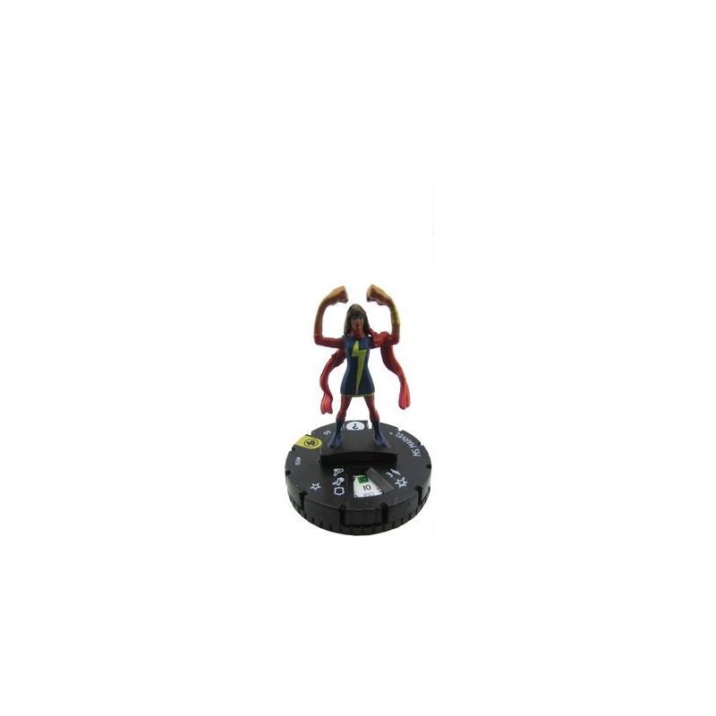 Figura de Heroclix - Ms Marvel 050