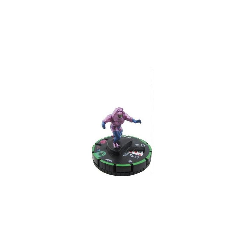 Figura de Heroclix - Punisher 031b