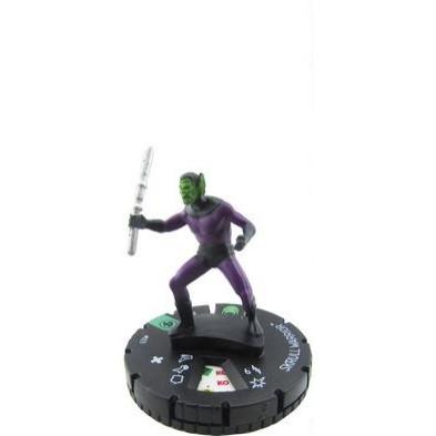 Figura de Heroclix - Skrull Warrior 023
