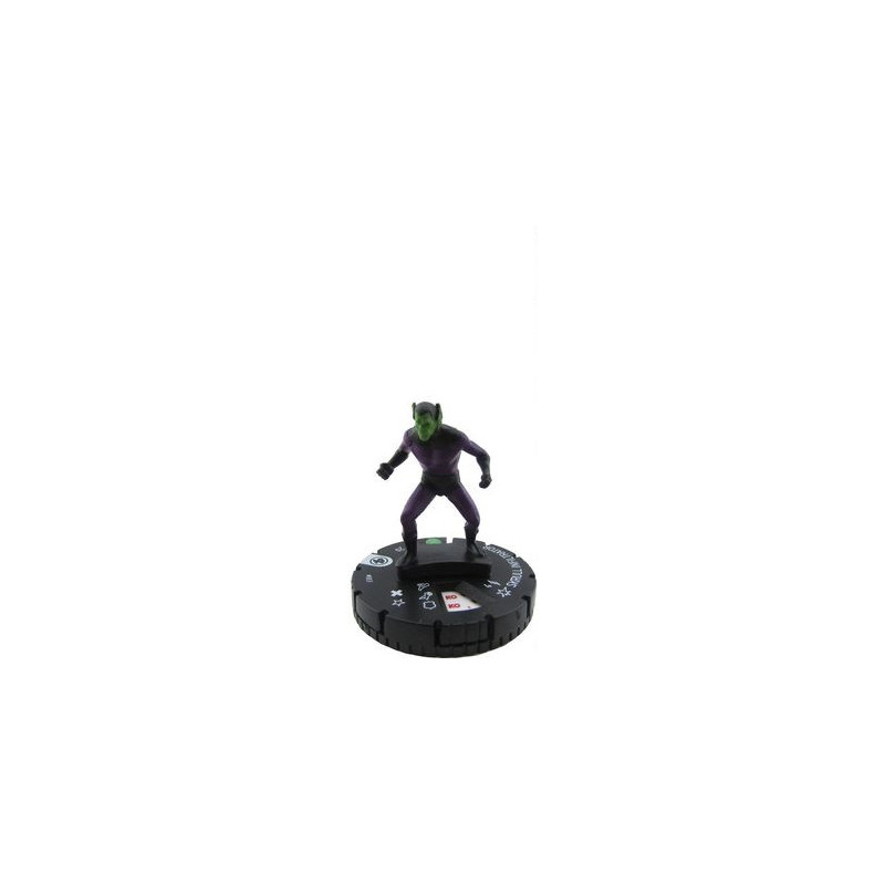 Figura de Heroclix - Skrull Infiltrator 007