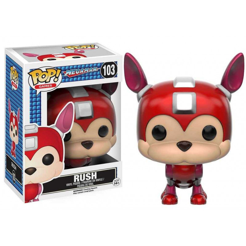 Figura Funko Pop! Rush