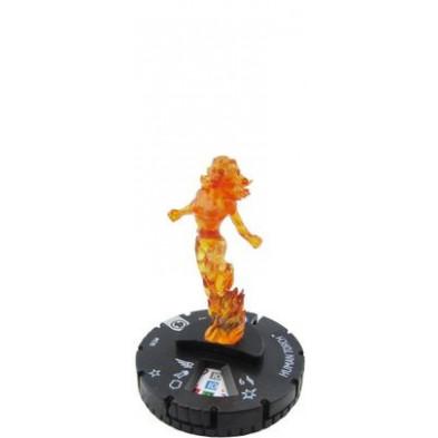 Figura de Heroclix - Human Torch 038
