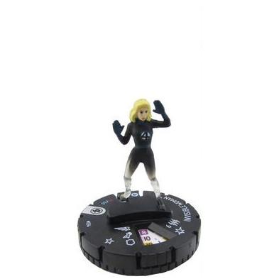 Figura de Heroclix - Invisible Woman 034