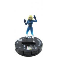 Figura de Heroclix - Invisible Woman 002