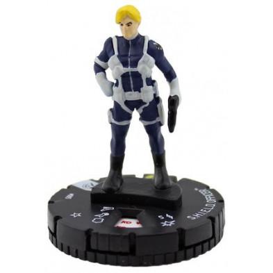 Figura de Heroclix - S.H.I.E.L.D Officer 005