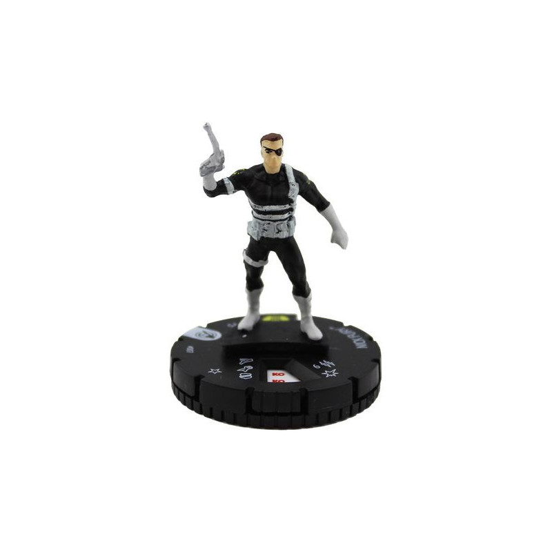 Figura de Heroclix - Nick Fury 007
