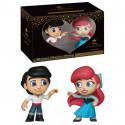 Set de figuras Funko - Disney Princess: Romance Series - La Sirenita