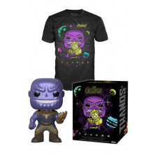 Pack Funko Pop & Tee - Thanos - Avengers: Infinity Wars