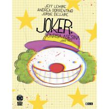 Cómic - Joker: sonrisa asesina 3