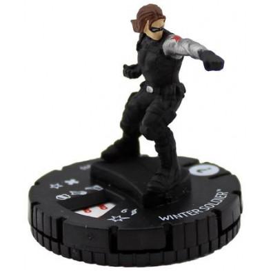Figura de Heroclix - Winter Soldier 015