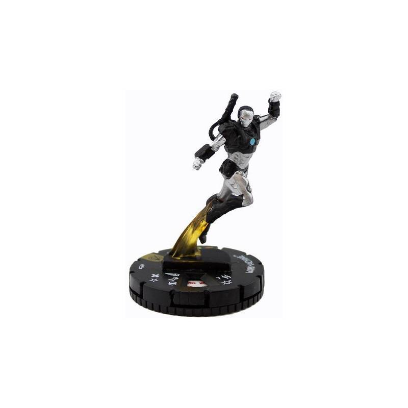 Figura de Heroclix - War Machine 053a