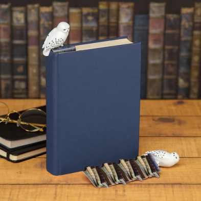 Marcapáginas Harry Potter - Hedwig