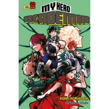 Cómic - My Hero Academia 22
