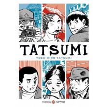 Cómic - Tatsumi