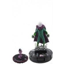 Figura de Heroclix - Mysterio 036 + Illusion Generator S002