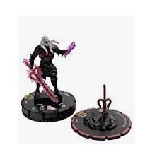 Figura de Heroclix - Knull 052 + All Black The Necrosword S005