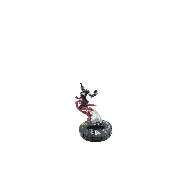 Figura de Heroclix - Venom Captain Marvel 056