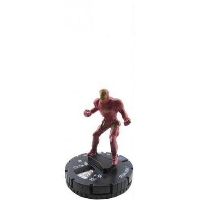 Figura de Heroclix - Iron Man 002