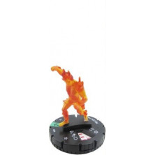 Figura de Heroclix - Molten Man 034