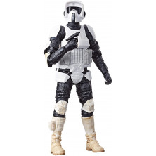 Figura de Scout Trooper - Black Series - Star Wars