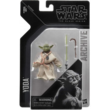 Figura de Yoda - Black Series - Star Wars