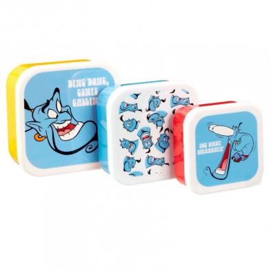 Set de fiambreras Disney - Aladdín