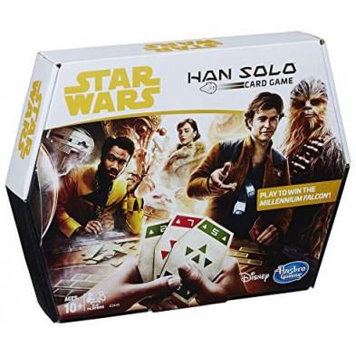 Juego de cartas Star Wars - Han Solo - Sabacc