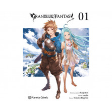 Cómic - Granblue Fantasy 01