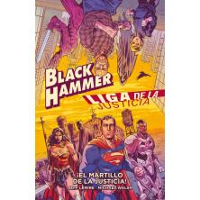 Cómic - Black Hammer / Liga de la Justicia: el martillo de la justicia