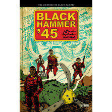 Cómic - Black Hammer ' 45