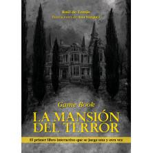 Libro - La mansión del terror (Game Book)