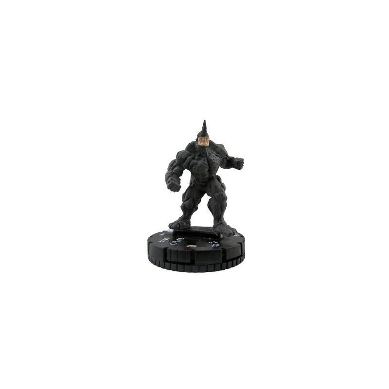 Figura de Heroclix - Rhino 005