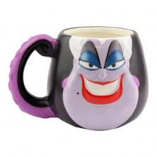 Taza 3D Disney - Úrsula (La Sirenita)