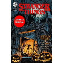 Cómic - Stranger Things: Especial Halloween