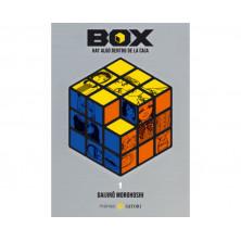 Cómic - Box: hay algo dentro de la caja