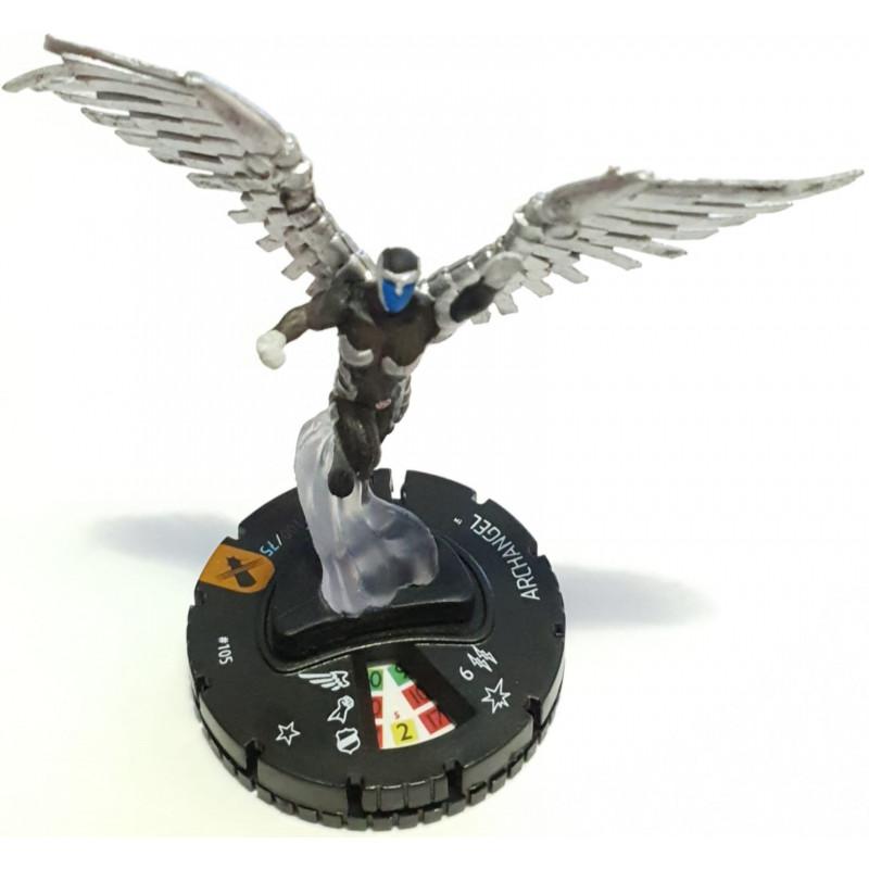 Figura de Heroclix - Promo - Archangel 105
