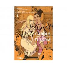 Cómic - Carole & Tuesday 1
