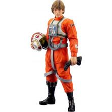 Figura Star Wars - Luke Skywalker Piloto X-wing - Kotobukiya
