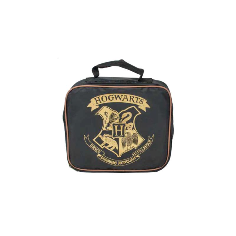 Bolsa portaalimentos Harry Potter - Escudo Hogwarts