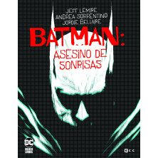 Cómic - Batman: asesino de sonrisas