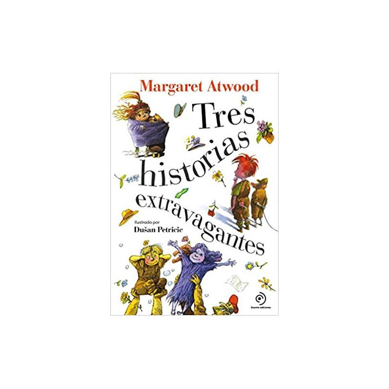 Libro - Tres historias extravagantes