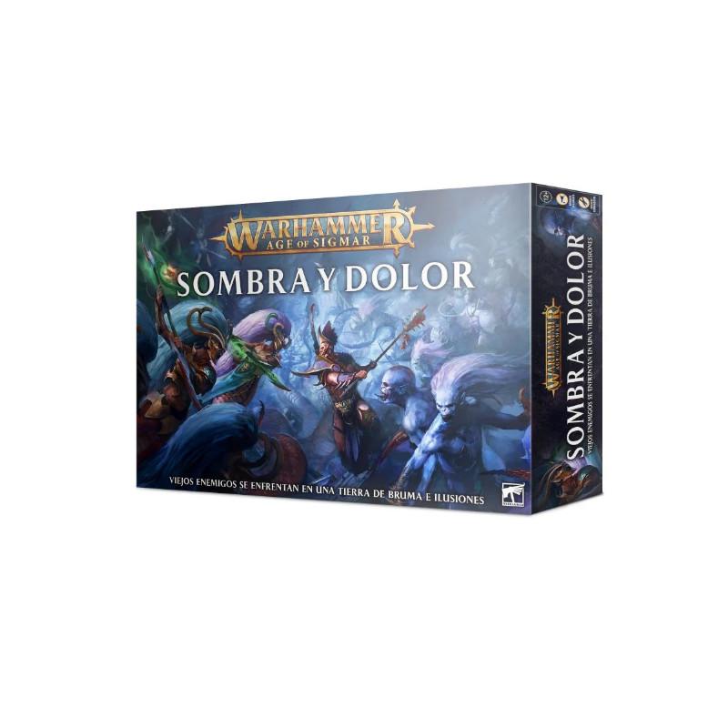 Set Dolor y sombra - Warhammer - Age of Sigmar