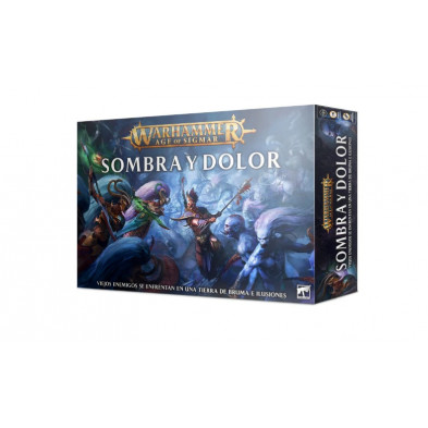 Set Sombra y Dolor - Warhammer - Age of Sigmar